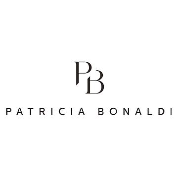 logo da loja de roupas patricia bonaldi